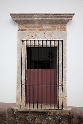 """Window 2"" - This old window was photographed in the small mountain town of San Sebastian, Mexico."