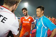 07 GER vs NED : toss before the match