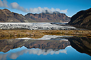 Skaftafell National Park, south Iceland