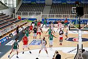 Nazionale Italiana Maschile Senior<br /> Raduno Nazionale Maschile Senior<br /> Allenamento Mattutino Trentino Basket CUP<br /> Trento 29/07/2017<br /> Foto Ciamillo-Castoria/ A.Gilardi