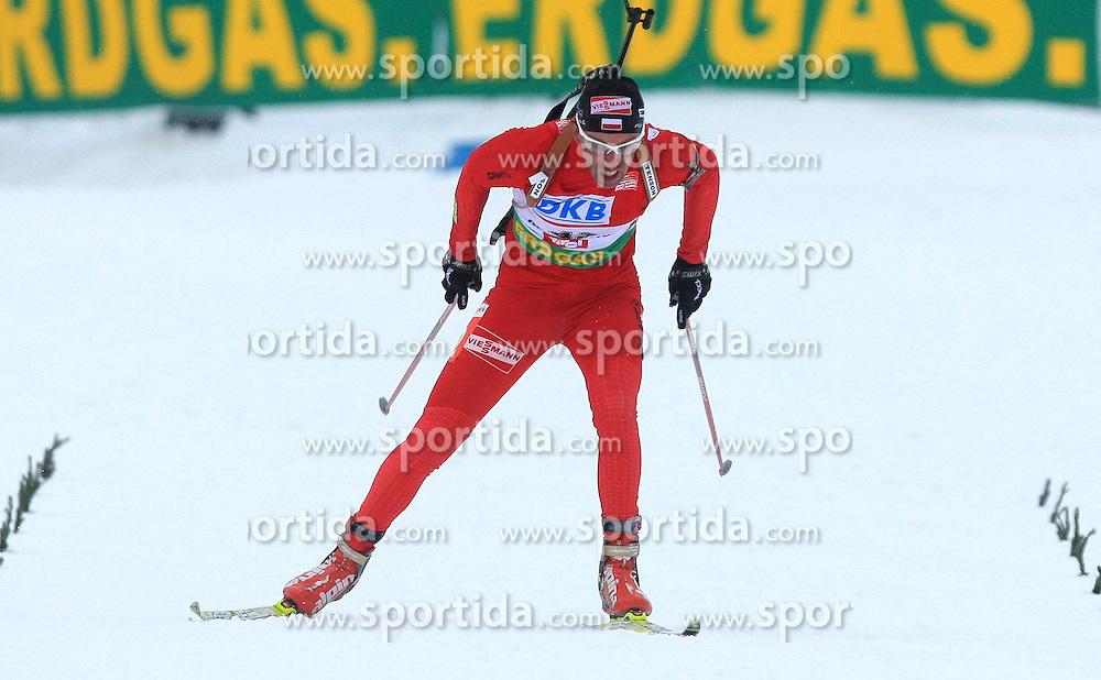 Tomasz Sikora (POL) at Men 20 km Individual at E.ON Ruhrgas IBU World Cup Biathlon in Hochfilzen (replacement Pokljuka), on December 18, 2008, in Hochfilzen, Austria. (Photo by Vid Ponikvar / Sportida)