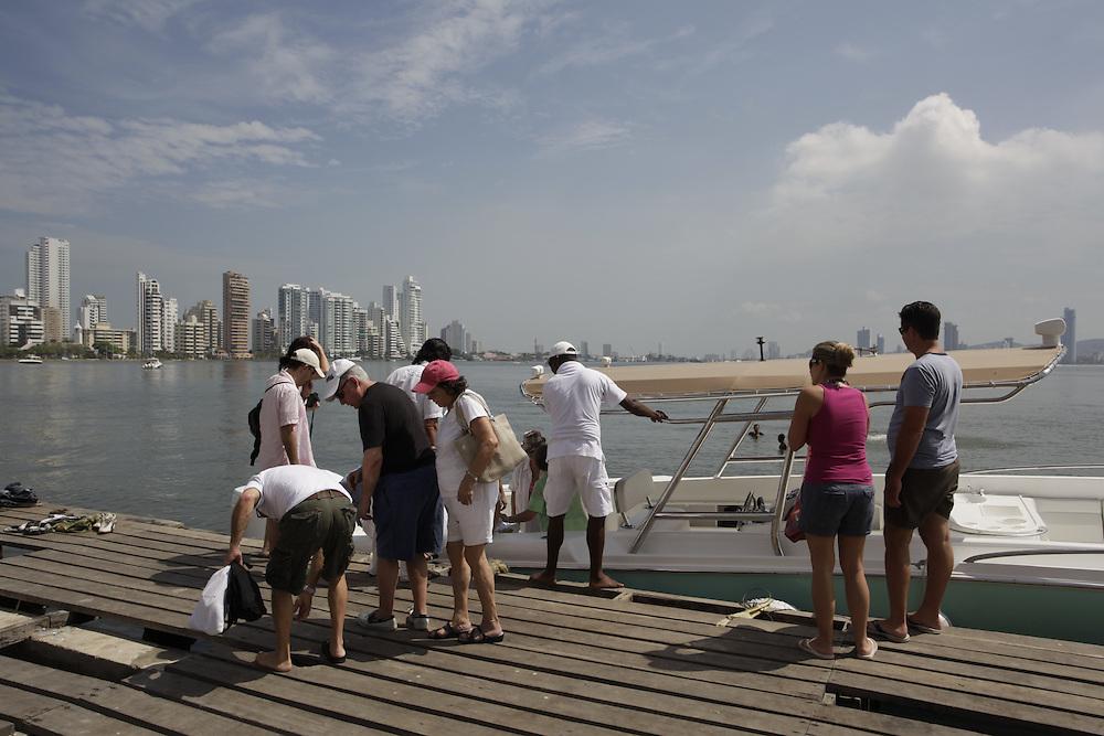 Islas del Rosario, Cartagena de Indias, Colombia.