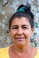 Woman in Chorro de Maita, Holguin, Cuba.