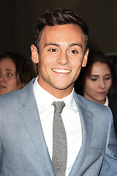Tom Daley, Pride of Britain Awards, Grosvenor House Hotel, London UK. 28 September, Photo by Richard Goldschmidt /LNP © London News Pictures