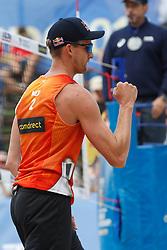 20190628 DEU: World Champs Hamburg 2019: Hamburg<br /> Alexander Brouwer (NED,1), Robert Meeuwsen (NED,2), Grant O Gorman (CAN,1), Ben Saxton (CAN,2)<br /> ©2019-FotoHoogendoorn.nl / Pim Waslander