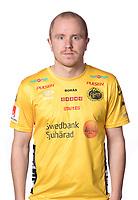 180214 Elfsborg:s Simon Lundevall poserar för ett porträtt den 14 Feb 2018 i Borås.<br /> Foto: Pelle Börjesson / Idrottsfoto / BILDBYRÅN / COP 205