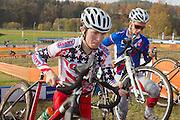 CZECH REPUBLIC / TABOR / WORLD CUP / CYCLING / WIELRENNEN / CYCLISME / CYCLOCROSS / VELDRIJDEN / WERELDBEKER / WORLD CUP / COUPE DU MONDE / #2 / LOGAN OWEN (USA) /