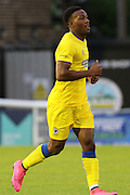 AFC Wimbledon striker Dominic Poleone (10) during the Pre-Season Friendly match between Dover Athletic and AFC Wimbledon at Crabble Athletic Ground, Dover, United Kingdom on 12 July 2016. Photo by Stuart Butcher.