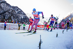 Gleb Retivykh (RUS) during the Man team sprint race at FIS Cross Country World Cup Planica 2016, on January 17, 2016 at Planica, Slovenia. Photo By Urban Urbanc / Sportida