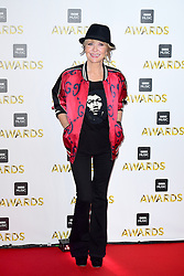 Lulu attending the BBC Music Awards at the Royal Victoria Dock, London.