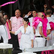 NLD/Amsterdam/20080802 - Canal Parade 2008 Amsterdam, Gordon Heuckeroth