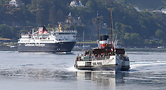 PS Waverley | Oban | 6 June 2016