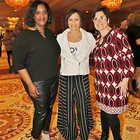 Kelly Jackson, Hiedi Glauss, Melanie Scheetz, Executive Director