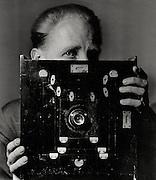 Bill Brandt behind the camera