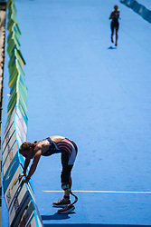 COLLINS Patricia, USA, Para-Triathlon, PT4 at Rio 2016 Paralympic Games, Brazil