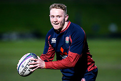 Connor Doherty of England - Mandatory by-line: Robbie Stephenson/JMP - 07/02/2020 - RUGBY - Myreside - Edinburgh, Scotland - Scotland U20 v England U20 - Six Nations U20