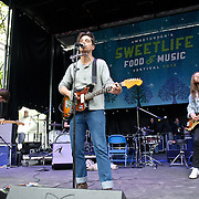 COLUMBIA, MD - April 28th, 2012 -   The Delta Spirit perform at the 2012 Sweetlife Food and Music Festival at Merriweather Post Pavilion in Columbia, MD.  (Photo by Kyle Gustafson/For The Washington Post)