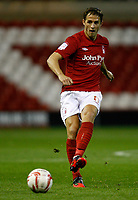 Football - Championship- Nottingham Forest v Blackburn-Nottingham Forests' Chris Cohen at The City Ground