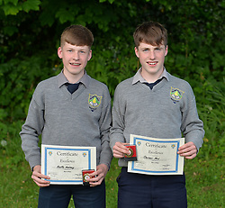 Rice College Awards 2017<br />