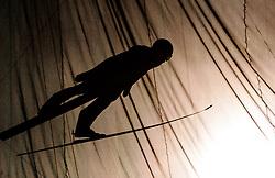 01.01.2014, Olympiaschanze, Garmisch Partenkirchen, GER, FIS Ski Sprung Weltcup, 62. Vierschanzentournee, Probesprung, im Bild Krzysztof Biegun (POL) ) // Krzysztof Biegun (POL) during Trial Jump of 62nd Four Hills Tournament of FIS Ski Jumping World Cup at the Olympiaschanze, Garmisch Partenkirchen, Germany on 2014/01/01. EXPA Pictures © 2014, PhotoCredit: EXPA/ JFK