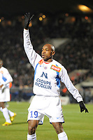 FOOTBALL - FRENCH CHAMPIONSHIP 2009/2010 - L1 - GIRONDINS BORDEAUX v MONTPELLIER HSC - 07/03/2010 - PHOTO JEAN MARIE HERVIO / DPPI - SOULEYMANE CAMARA (MON)
