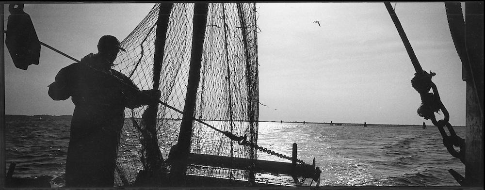 Pescatore di pesce azzurro<br /> <br /> Fisherman oily fish