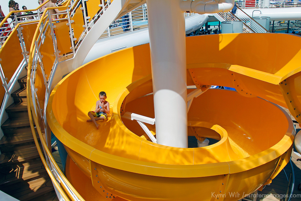 Disney Fantasy Cruise Kids Water Slide