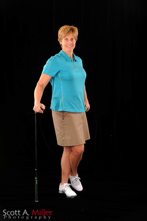 Nicole Jeray during a portrait shoot prior to the Symetra Tour's Florida's Natural Charity Classic at the Lake Region Yacht and Country Club on March 21, 2012 in Winter Haven, Fla. ..©2012 Scott A. Miller.