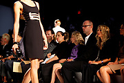 The New York Mercedes Benz Fashion Week. The Michael Kors show.