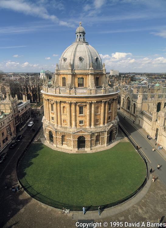 Radcliffe Camera, Oxford University, Oxfordshire, England