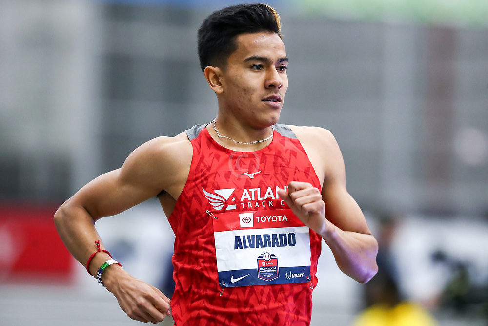 USATF Indoor Track and Field Championships<br /> held at Ocean Breeze Athletic Complex in Staten Island, New York on February 22-24, 2019; Atlanta TC,