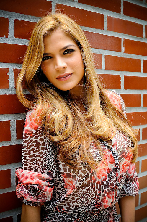 """Lydimar """"Ly"""" Jonaitis, Miss Venezuela 2006 and the 2nd Runner-up in Miss Universe 2007.  Ly now works as an actress in Latin American soap operas."""