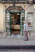 Ginja Sem Rival, Portas de Santo Antao street 7,in Lisbon. November 17, 2015.