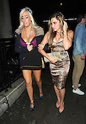 08.MAY.2012. LONDON<br /> <br /> LOUISE GLOVER AT THE AURA NIGHTCLUB IN LONDON<br /> <br /> BYLINE: EDBIMAGEARCHIVE.COM<br /> <br /> *THIS IMAGE IS STRICTLY FOR UK NEWSPAPERS AND MAGAZINES ONLY*<br /> *FOR WORLD WIDE SALES AND WEB USE PLEASE CONTACT EDBIMAGEARCHIVE - 0208 954 5968*