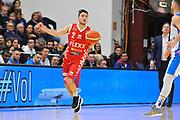Della Rosa<br /> Banco di Sardegna Dinamo Sassari - The Flexx Pistoia<br /> LegaBasket Serie A LBA Poste Mobile 2017/2018<br /> Sassari 16/12/2017<br /> Foto Ciamillo-Castoria