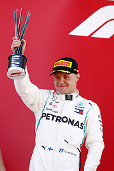 May 13, 2018 - Barcelona, Spain - Motorsports: FIA Formula One World Championship 2018, Grand Prix of Spain, ..#77 Valtteri Bottas (FIN, Mercedes AMG Petronas Motorsport) (Credit Image: © Hoch Zwei via ZUMA Wire)
