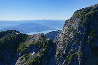 Coast Mountains, Northwest of Vancouver