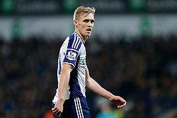Darren Fletcher of West Brom looks dejected - Photo mandatory by-line: Rogan Thomson/JMP - 07966 386802 - 11/02/2015 - SPORT - FOOTBALL - West Bromwich, England - The Hawthorns - West Bromwich Albion v Swansea City - Barclays Premier League.