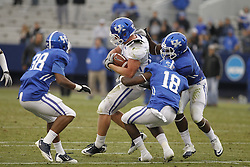 UK Blue/White Football game 2012, Saturday, April 21, 2012 at the Commonwealth Stadium in Lexington.
