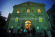 Pesaro, Rossini Opera Festival 1997. Rossini Theater / Pesaro, Rossini Opera Festival 1997. Il Teatro Rossini - © Marcello Mencarini
