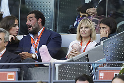 May 9, 2019 - Madrid, Spain - Eugenia Martínez de Irujo, Cayetana Rivera  during day six of the Mutua Madrid Open at La Caja Magica on May 09, 2019 in Madrid, Spain. (Credit Image: © Oscar Gonzalez/NurPhoto via ZUMA Press)