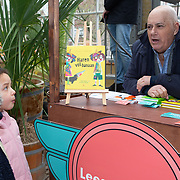 NLD/Amsterdam/20200220 - Bn'ers bij  aftrap campagne Lees voort!, Jack van Gelder