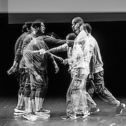 LONDON, UK, 20 October, 2016. Uk Premiere of Soft Machine, performed by Yuya Tsukahara and Choy Ka Fai, part of Out of Asia 2 at the Lilian Bayliss Studio, Sadler's Wells,  London. The production opens on 21 October.