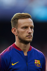 September 18, 2018 - Barcelona, Barcelona, Spain - Ivan Rakitic of FC Barcelona during the UEFA Champions League group B match between FC Barcelona and PSV Eindhoven at Camp Nou on September 18, 2018 in Barcelona, Spain  (Credit Image: © Sergio Lopez/NurPhoto/ZUMA Press)