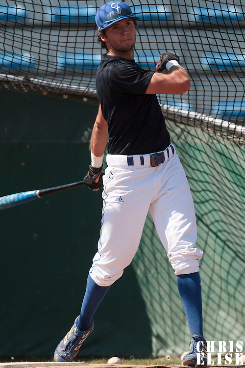 20 August 2010: Jonathan Dechelle of Team France is seen prior to France 6-5 win over Italy, at the 2010 European Championship, under 21, in Brno, Czech Republic.