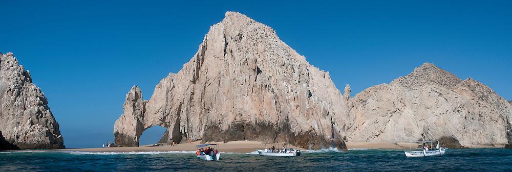 Arch rock,Lands End,Cabo San Lucas, Baja California Sur,Mexico