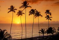Sunset at Rincón