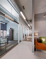 Woodsboro Bank Corporate Offices interior image in Frederick Maryland by Jeffrey Sauers of CPI Productions.