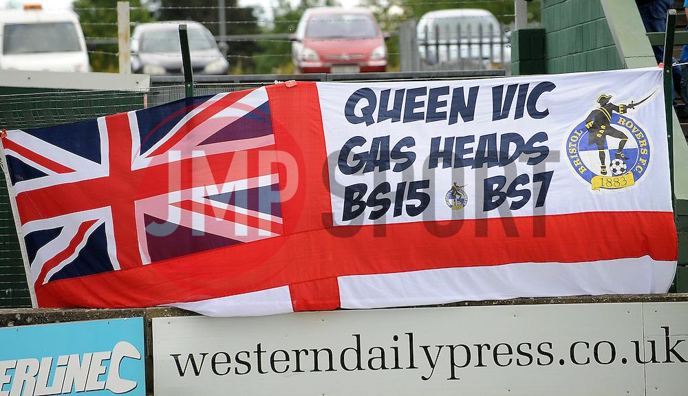 - Mandatory byline: Neil Brookman/JMP - 07966386802 - 15/08/2015 - FOOTBALL - Huish Park -Yeovil,England - Yeovi Town v Bristol Rovers - Sky Bet League One