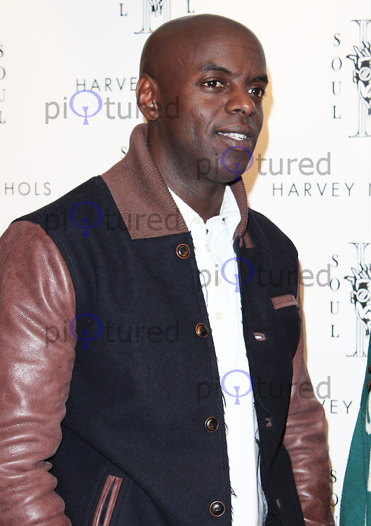 LONDON - April 11: Trevor Nelson at the Soul II Soul Classics Collection Launch (Photo by Brett D. Cove)